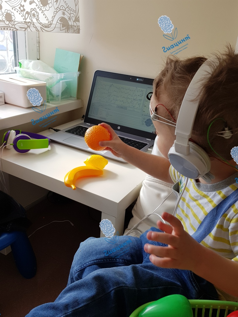 Биоакустическая коррекция для детей с ЗПР, ЗРР, аутизмом и другими психофизическими нарушениями в нашем центре «Гиацинт».